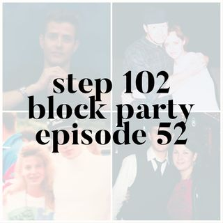 NKOTB Block Party #56 - New Kids on the Block Fan Stories from Christina, Stacie, Wendy, and Kelly