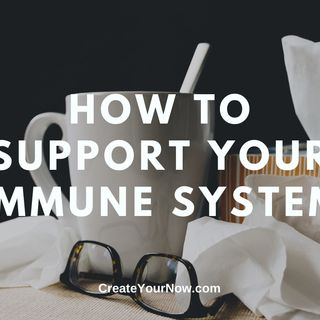 1887 How to Support Your Immune System