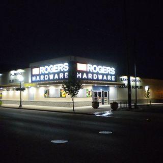 TOT - Rogers Hardware (11/12/17)