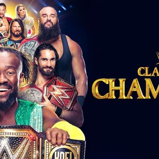 TV Party Tonight: WWE Clash of Champions (2019)