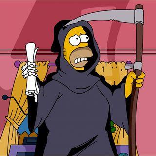#070 La Muerte. ¿Qué tipo de fantasma te gustaría ser?