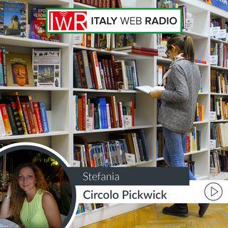 Circolo Pickwick con Stefania Sebastiano