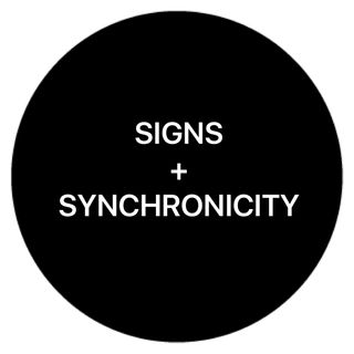 Signs + Synchronicity