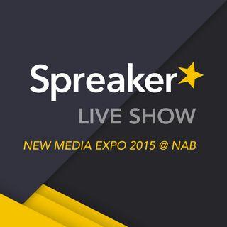 Spreaker Live from NMX/NAB 2015