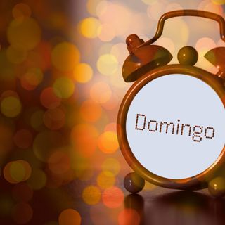 Domingo sin horas...