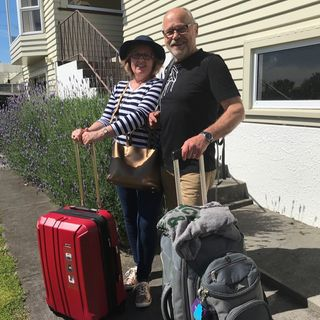 A Travelers Tale: From New Zealand to Hawaii and back with Marlene & Rein