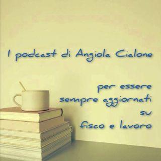 Episodio 31 - Il podcast di Angiola Cialone - Congedo Obbligatorio Di Paternità