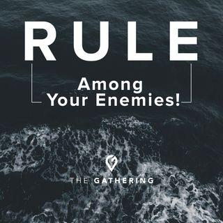 Rule Among Your Enemies!