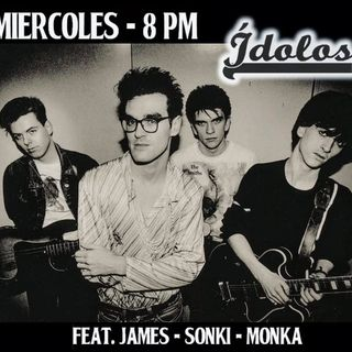 Ídolos The Smiths