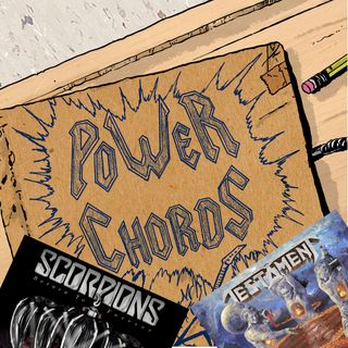 Power Chords Podcast: Track 54--Scorpions and Testament