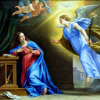 Non temere Maria (Lc 1,26-38) 2° DOMENICA D'AVVENTO - IMMACOLATA