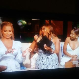Real Housewives Of Potomac Season 4 Reunion Pt 1