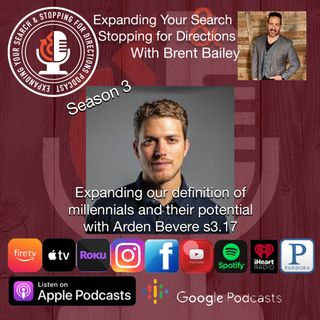 Expanding our definition of millennials and their potential with Arden Bevere s3.17