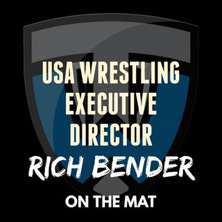 USA Wrestling Executive Director Rich Bender - OTM579