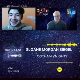 Sloane Morgan Siegel Gotham Knights