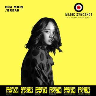 "Magic SYNCSHOT: Ena Mori ""Break"""