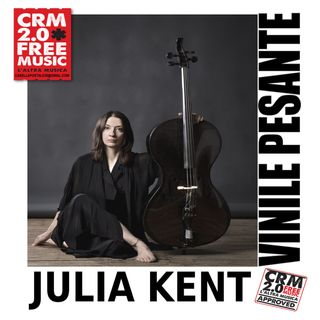 Vinile Pesante - Julia Kent (R) by Mauro Berton