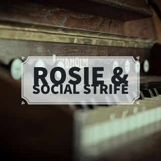 Liquid Lunch Podcast - ThatChannel Rosie & Social Strife #indymusic #socialstrife