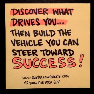 What Drives You : BYS 030