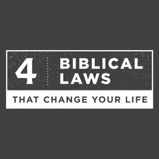 4 Biblical Laws #4 - The Law of Knowing God's Will