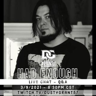 Episode 18 - Had Enough