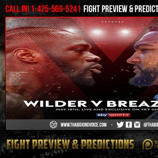 ☎️Wilder vs Breazeale Lands On Sky Sports in UK 🇬🇧👀. No ITV🤔??