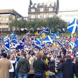 ScotIndyPod 3 - Rally For Independence