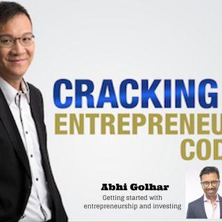 Episode 046 – 3 Important Lessons from Abhi Golhar's Entrepreneurial Success