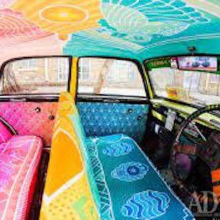 La fé va en taxi