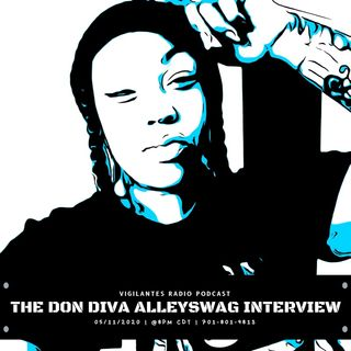 The Don Diva AlleySwag Interview.
