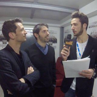 Sanremo 2016 - Intervista agli Zero Assoluto