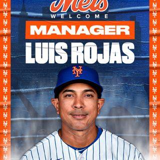 Luis Rojas Manager de los Mets