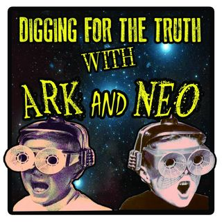 (DMT, the pineal gland and the spiritual connections to pharmakia)  #9 Digging for the truth with Ark and Neo 7/4/14
