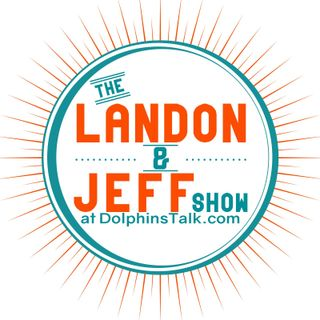 The Landon and Jeff Show: Dolphins Draft Predictions