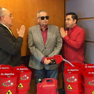 Martes y a Pepe le gusta la Gasolina, dale más Gasolina, Espacio Deportivo de la Tarde 08 de Enero 2019
