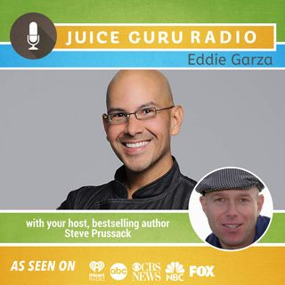 ep. 129: Salud! Vegan Mexican Cookbook with Eddie Garza