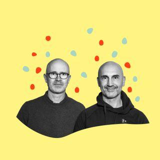 #82: Die Kletterer Klaus Haselböck und Michael Holzer: wie man den Sinn im Leben findet.
