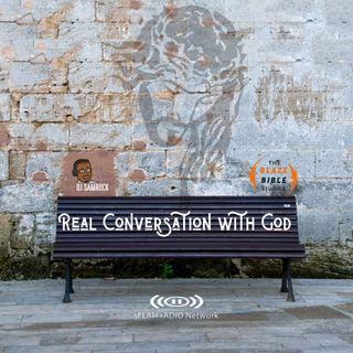 A Real Conversation with God -DJ SAMROCK