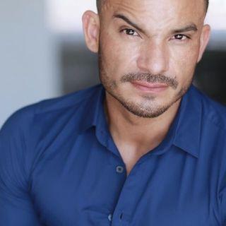 Actor/personal trainer/brand ambassador Carlos Escarcega is my very special guest!