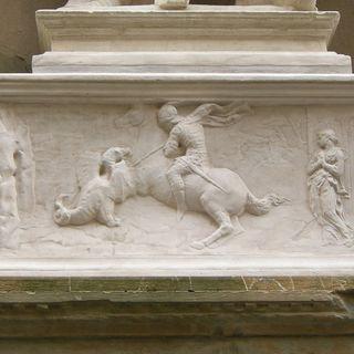 San Giorgio e la principessa di Donatello