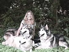Learning from the Wolves: Psychic Gifts & Positive Imagery