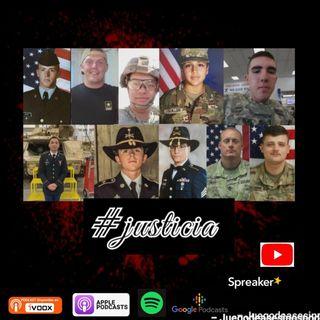 #Justicia para los soldados de Fort Hood! (actualizado)