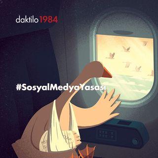 Sosyal Medya Yasası | Enes Özkan & Gürkan Özturan & Beril Eski | Bölüm #13
