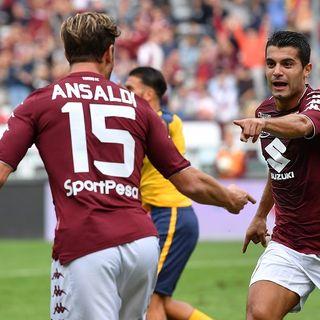 Football Podcast (8° puntata). Finalmente il Toro torna a vincere! Percentuali scudetto, il turnover della Roma...
