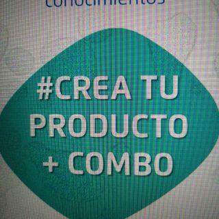 RETO - #Crea Tu Producto +Combo