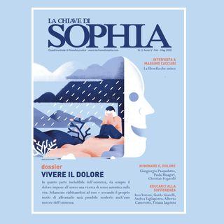 Il 'doloroso' nuovo numero de La Chiave di Sophia. Intervista con Elena Casagrande.