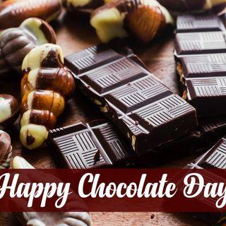 Bringin' It Back 100721 - Dj Nicole presents World Chocolate Day