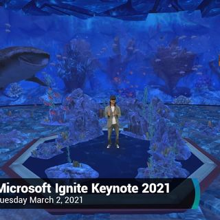 TWiT News 367: Microsoft Ignite Keynote 2021