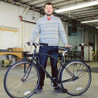 Zak Pashak - Founder & CEO (Detroit Bikes)