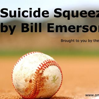 Suicide Squeeze by Bill Emerson